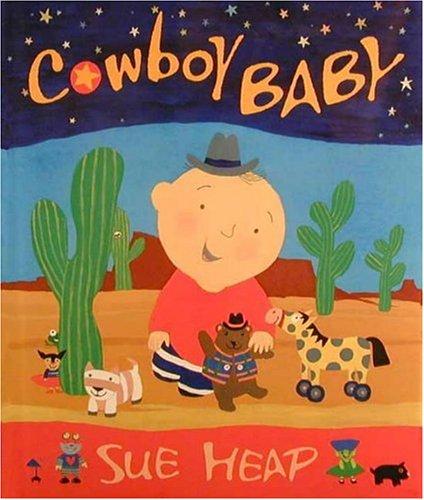 9780763604370: Cowboy Baby