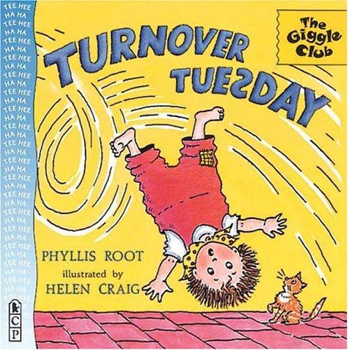 9780763604554: Turnover Tuesday (Giggle Club)