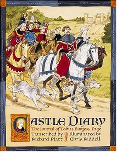 9780763604899: Castle Diary: The Journal of Tobias Burgess, Page