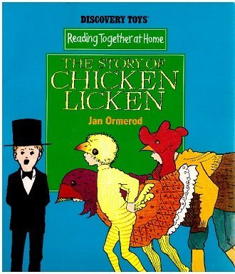 The story of Chicken Licken (Reading together at home) (0763605352) by Jan Ormerod