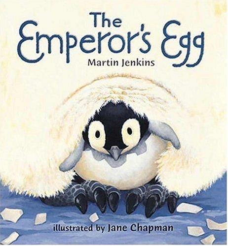 9780763605575: The Emperor's Egg