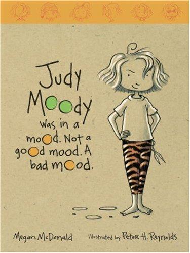 9780763606855: Judy Moody (Book #1)