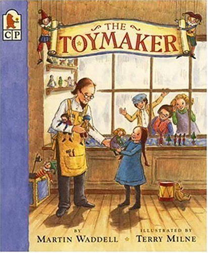 The Toymaker (0763607053) by Waddell, Martin