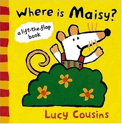 9780763607524: Where Is Maisy?: A Lift-the-Flap Book