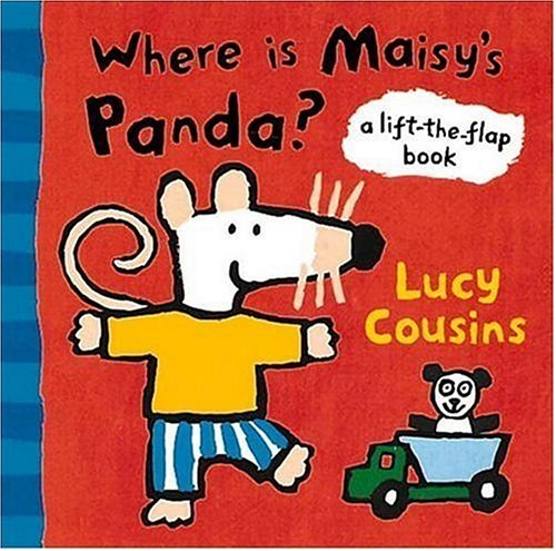 9780763607531: Where Is Maisy's Panda?: A Lift-the-Flap Book