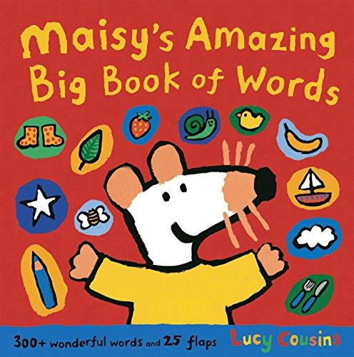 9780763607944: Maisy's Amazing Big Book of Words