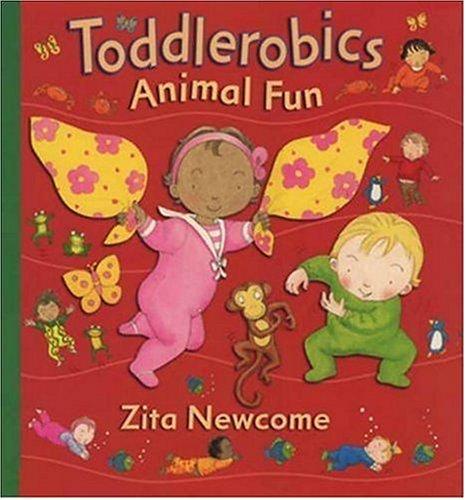 9780763608033: Toddlerobics: Animal Fun