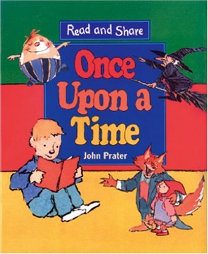 9780763608583: Once Upon a Time: Read and Share (Reading and Math Together)
