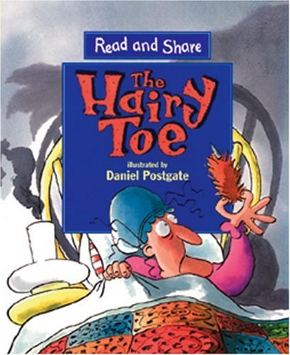 9780763608606: The Hairy Toe: Read and Share (Reading and Math Together)