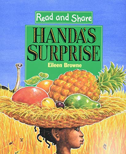 9780763608637: Handa's Surprise: Read and Share