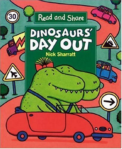 9780763608743: Dinosaur's Day Out: Read and Share (Reading and Math Together)