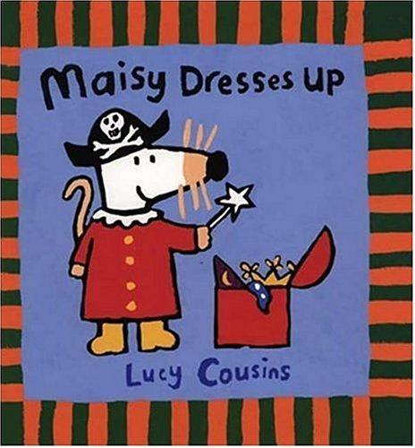 9780763608859: Maisy Dresses Up