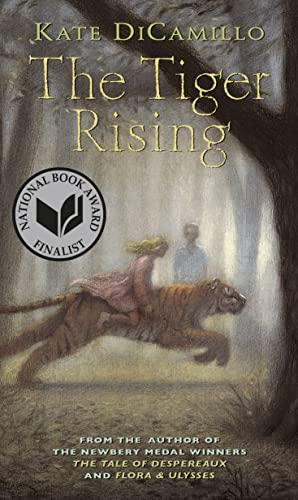 9780763609115: The Tiger Rising