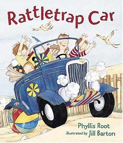 Rattletrap Car (0763609196) by Phyllis Root