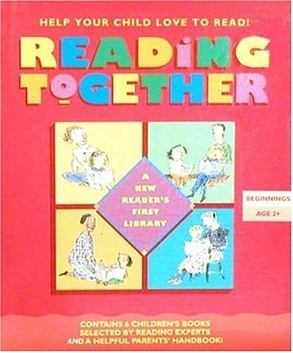 Reading Together Pack One: Red (Reading and Math Together): Various