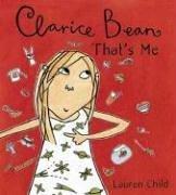 9780763609610: Clarice Bean, That's Me