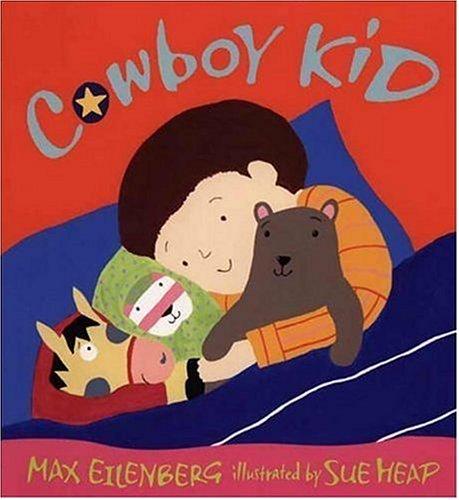 9780763610586: Cowboy Kid