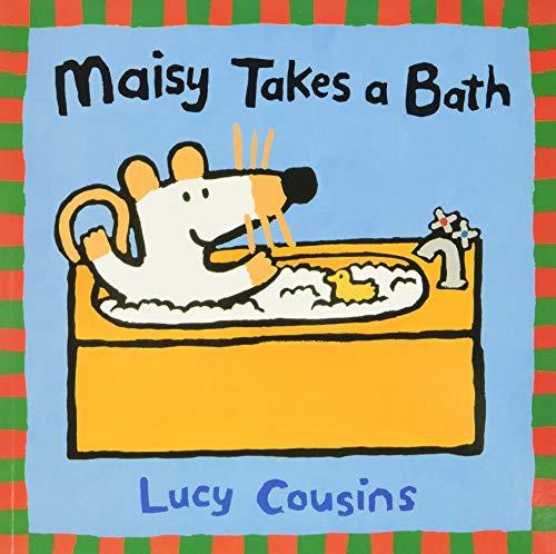 9780763610845: Maisy Takes A Bath