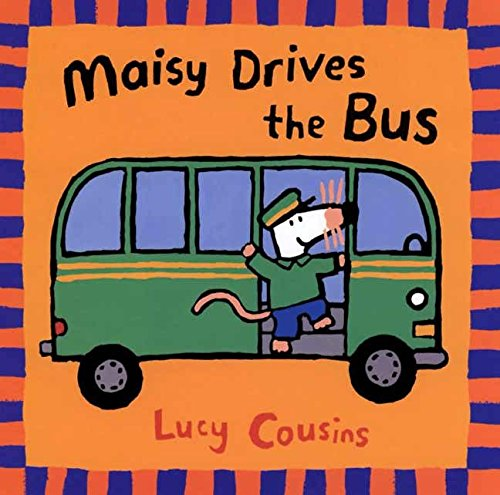 9780763610852: Maisy Drives The Bus