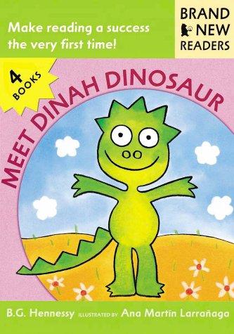 9780763611132: Meet Dinah Dinosaur: Brand New Readers