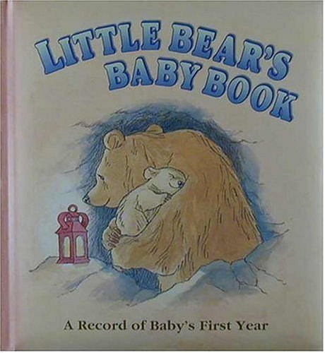 Little Bear's Baby Book: Waddell, Martin