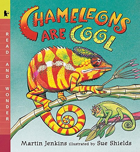 9780763611392: Chameleons Are Cool: Read and Wonder