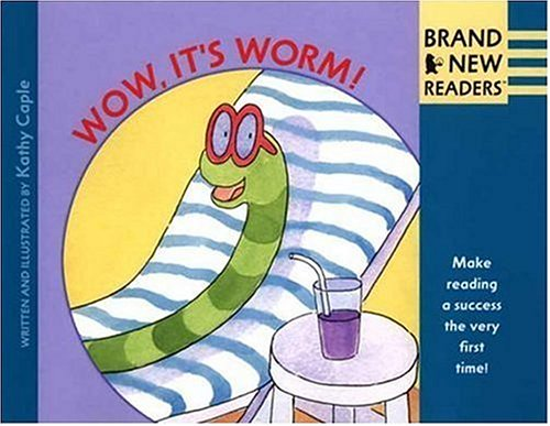 9780763611521: Wow, It's Worm!: Brand New Readers