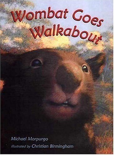 9780763611682: Wombat Goes Walkabout