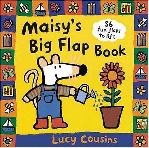 9780763611897: Maisy's Big Flap Book