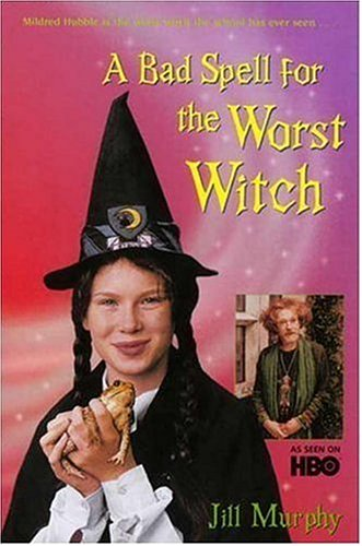 9780763612566: A Bad Spell for the Worst Witch (Candlewick Press)