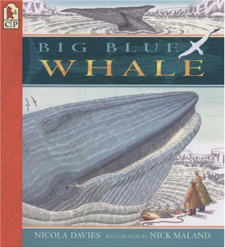 9780763612825: Big Blue Whale Big Book: Read and Wonder