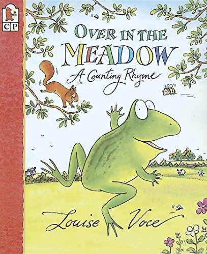 9780763612856: Over in the Meadow: A Counting Rhyme