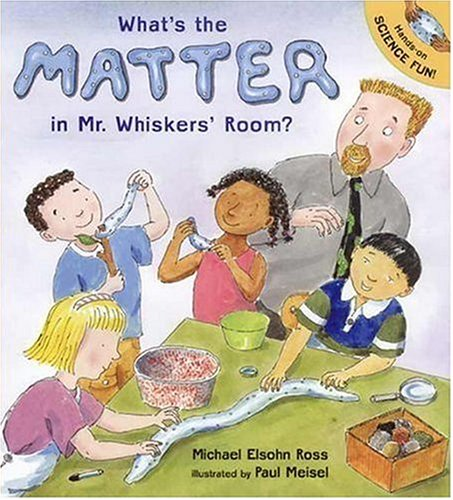 9780763613495: What's the Matter in Mr. Whiskers' Room?