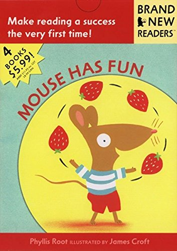 Mouse Has Fun: Brand New Readers (0763613584) by Phyllis Root