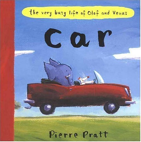9780763613907: Very Busy Life of Olaf and Venus: Car