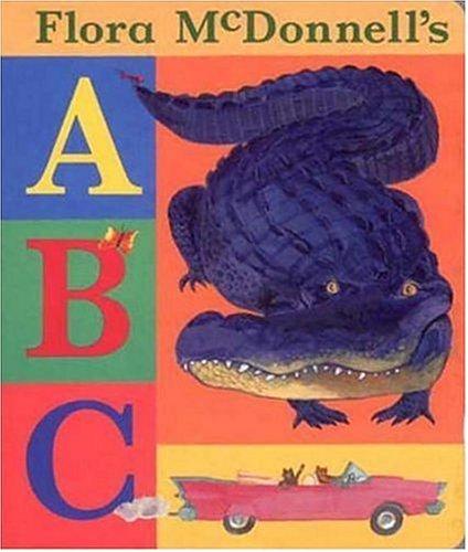 9780763613990: Flora McDonnell's ABC