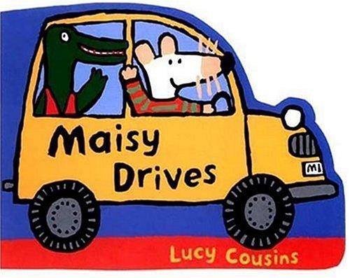 9780763614638: Maisy Drives