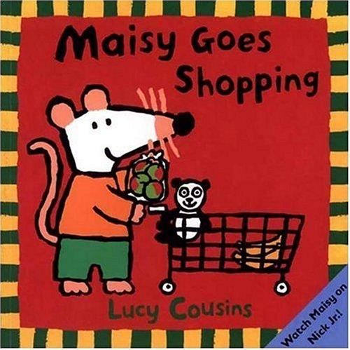 9780763615017: Maisy Goes Shopping