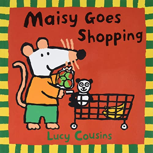 9780763615031: Maisy Goes Shopping