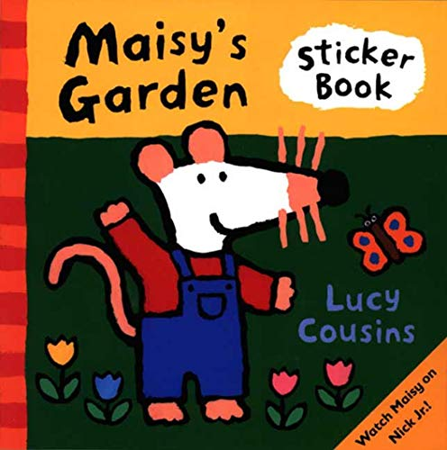 Maisy's Garden: A Sticker Book: Lucy Cousins