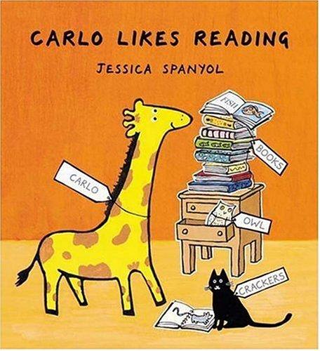 9780763615505: Carlo Likes Reading
