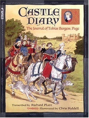 9780763615840: Castle Diary: The Journal of Tobias Burgess, Page
