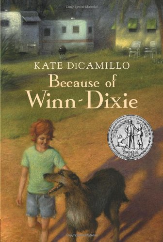 Because of Winn-Dixie: Kate DiCamillo