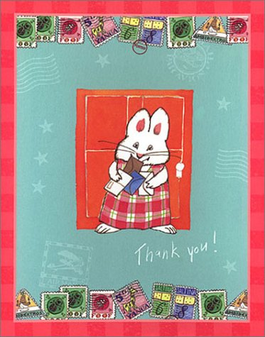 9780763616427: Mother Goose Collection Thank You Cards