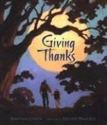 GIVING THANKS (Signed): London, Jonathan