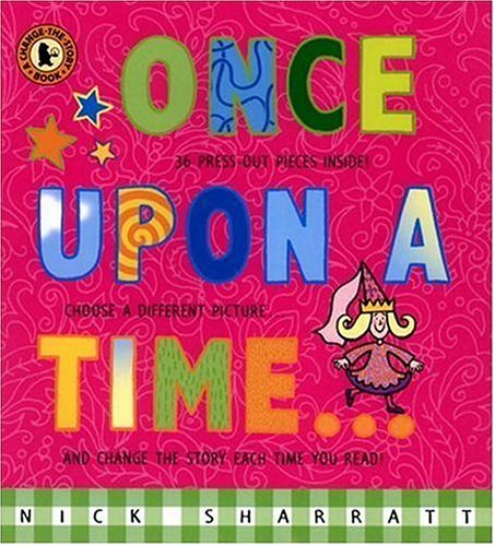 9780763616953: Once Upon a Time...: A Pop-in-Slot Book