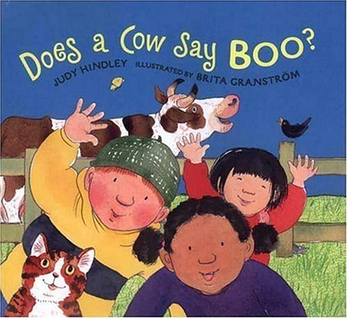 9780763617189: Does a Cow Say Boo?