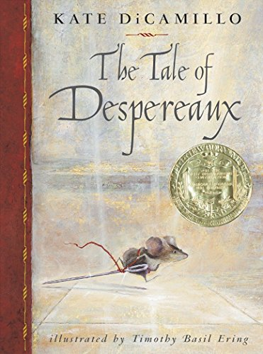 9780763617226: The Tale Of Despereaux: Being the Story of a Mouse, a Princess, Some Soup, and a Spool of Thread