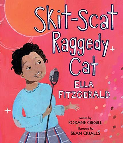 9780763617332: Skit-Scat Raggedy Cat: Ella Fitzgerald
