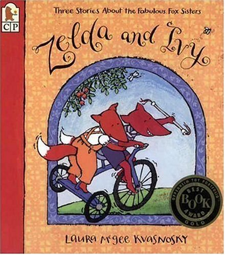 9780763617714: Zelda and Ivy: Three Stories about the Fabulous Fox Sisters